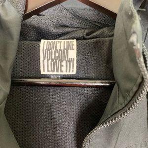 Volcom Jackets & Coats - Volcom Enemy Lines Windbreaker Jacket